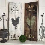 Wooden Rooster Sign Workshop