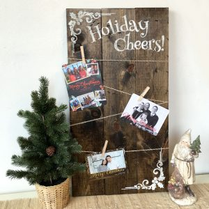 Holiday Wood Sign Class