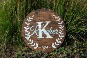 Round Wooden Sign Workshop