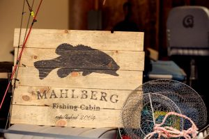 Wooden Fish Signs for your Cabin