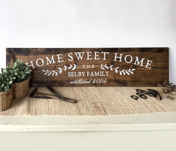 Family Home Sweet