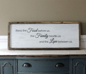 Custom Wood Signs With Religious Sayings
