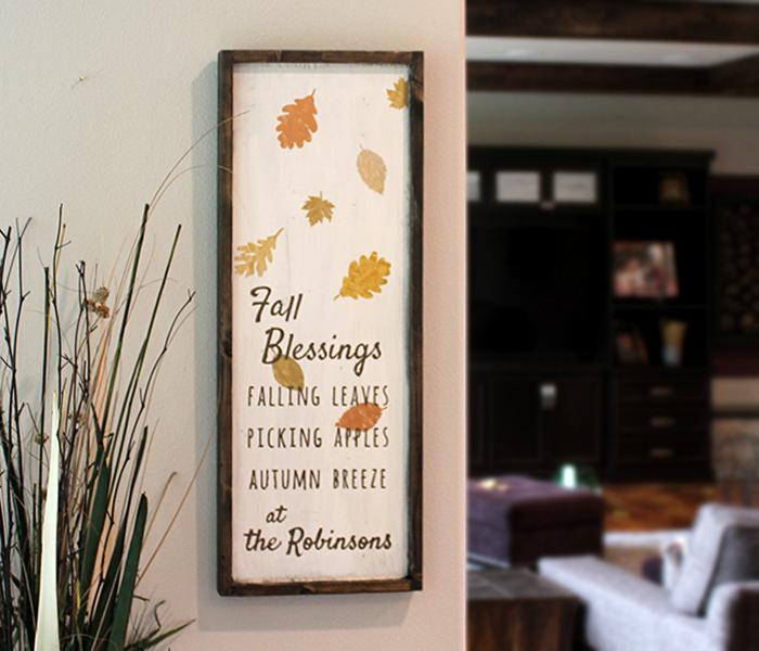 Make Custom Wood Signs At Board