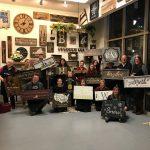 Board & Brush Newport News, VA is NOW OPEN!