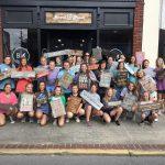 Board & Brush Statesboro, GA is NOW OPEN!