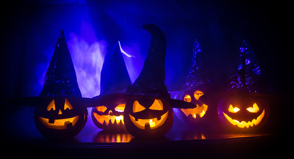The Origin of Halloween Colors | Blog