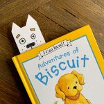 EASY CRAFTS FOR KIDS: DOG AND CAT BOOKMARKS