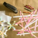EASY CRAFTS FOR KIDS: PAPER FLOWER MOBILE