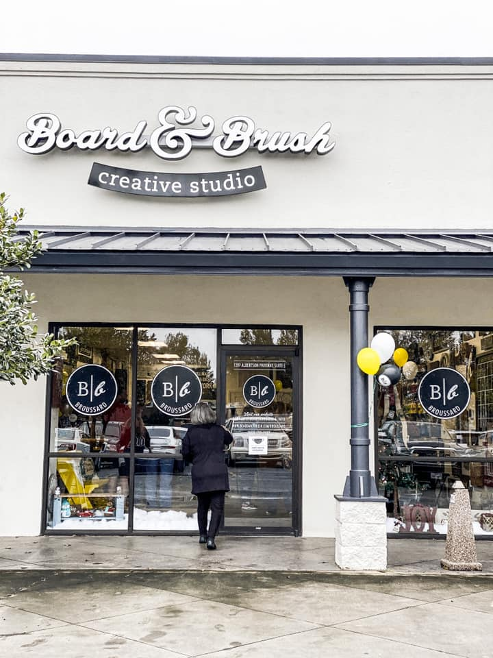 Broussard Storefront