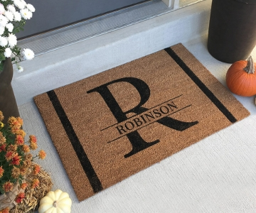 Make Personalized Doormats & Board & Brush | Specialty DIY Workshops
